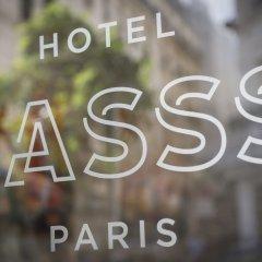 Отель Hôtel Basss Франция, Париж - 13 отзывов об отеле, цены и фото номеров - забронировать отель Hôtel Basss онлайн интерьер отеля