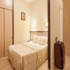 Апартаменты Веста Стандартный номер с двуспальной кроватью фото 24