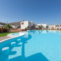 Отель H Hotel Pserimos Villas Греция, Калимнос - отзывы, цены и фото номеров - забронировать отель H Hotel Pserimos Villas онлайн бассейн фото 3