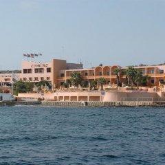 Comino Hotel Комино приотельная территория