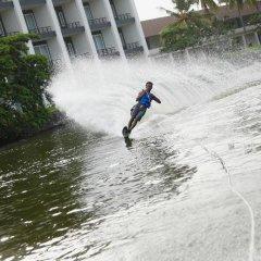 Отель Centara Ceysands Resort & Spa Sri Lanka Шри-Ланка, Бентота - 1 отзыв об отеле, цены и фото номеров - забронировать отель Centara Ceysands Resort & Spa Sri Lanka онлайн спортивное сооружение