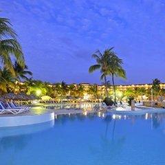 Отель Melia Las Antillas бассейн фото 2