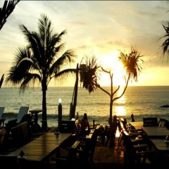 Отель Lanta Palace Resort And Beach Club Таиланд, Ланта - 1 отзыв об отеле, цены и фото номеров - забронировать отель Lanta Palace Resort And Beach Club онлайн пляж фото 2