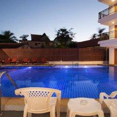 Отель Paripas Patong Resort 4* Стандартный номер с разными типами кроватей фото 13