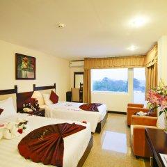Отель Hue Serene Shining Hotel & Spa Вьетнам, Хюэ - отзывы, цены и фото номеров - забронировать отель Hue Serene Shining Hotel & Spa онлайн комната для гостей фото 3