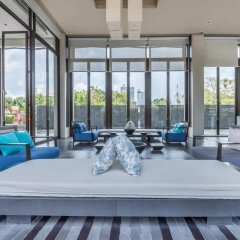 Отель Reflection Jomtien Beach Condo By Dome Паттайя помещение для мероприятий