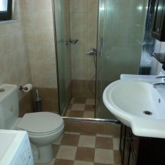 Отель Ela mesa Греция, Эгина - отзывы, цены и фото номеров - забронировать отель Ela mesa онлайн ванная