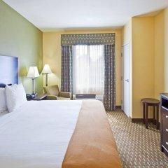 Holiday Inn Express Hotel & Suites Saint Augustine North комната для гостей фото 5