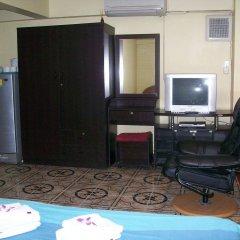 Отель Chaiyapoon Inn Таиланд, Паттайя - отзывы, цены и фото номеров - забронировать отель Chaiyapoon Inn онлайн удобства в номере фото 2