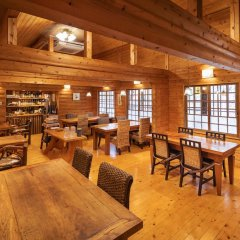 Отель Ryokan Hanagokoro Минамиогуни питание