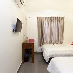 Отель ZEN Rooms Off Jalan Pudu @Hotel Paloma Inn Малайзия, Куала-Лумпур - отзывы, цены и фото номеров - забронировать отель ZEN Rooms Off Jalan Pudu @Hotel Paloma Inn онлайн комната для гостей фото 2