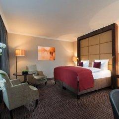 Hotel Palace Berlin 5* Стандартный номер разные типы кроватей