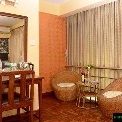 Отель Kathmandu Eco Hotel Непал, Катманду - отзывы, цены и фото номеров - забронировать отель Kathmandu Eco Hotel онлайн в номере фото 2