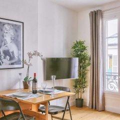 Апартаменты Family Apartment in Buttes Chaumont Париж удобства в номере