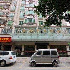 Huangtian Business Hotel городской автобус