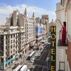 Отель Emperador Испания, Мадрид - 2 отзыва об отеле, цены и фото номеров - забронировать отель Emperador онлайн балкон