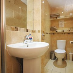 Jesmond Hotel ванная