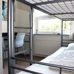 Отель Aarhus Hostel Дания, Орхус - отзывы, цены и фото номеров - забронировать отель Aarhus Hostel онлайн балкон