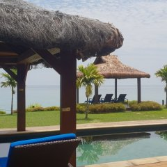 Отель Shambala Fiji бассейн