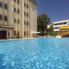 Kleopatra Beach Hotel - All Inclusive бассейн фото 2