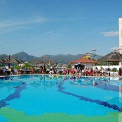 Гостиница Курортный комплекс Надежда бассейн фото 3