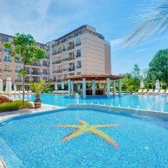 Отель Aparthotel Dawn Park Болгария, Солнечный берег - отзывы, цены и фото номеров - забронировать отель Aparthotel Dawn Park онлайн детские мероприятия