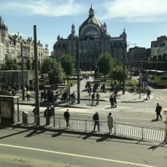 Апартаменты Renovated Apartment In Antwerp Антверпен фото 5