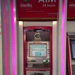 The Metallic Hostel банкомат