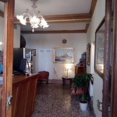 Отель Alla Fava Италия, Венеция - отзывы, цены и фото номеров - забронировать отель Alla Fava онлайн интерьер отеля