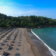 Litore Resort Hotel & Spa Турция, Окурджалар - отзывы, цены и фото номеров - забронировать отель Litore Resort Hotel & Spa - All Inclusive онлайн пляж