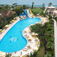 Hotel Stella Beach - All Inclusive бассейн