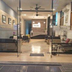 Отель See also Jomtien Таиланд, На Чом Тхиан - отзывы, цены и фото номеров - забронировать отель See also Jomtien онлайн интерьер отеля фото 2