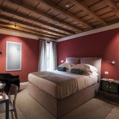 Отель Palazzo Caruso Италия, Рим - отзывы, цены и фото номеров - забронировать отель Palazzo Caruso онлайн комната для гостей фото 5