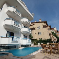 Blue Paradise Apart Турция, Мармарис - отзывы, цены и фото номеров - забронировать отель Blue Paradise Apart онлайн бассейн фото 3