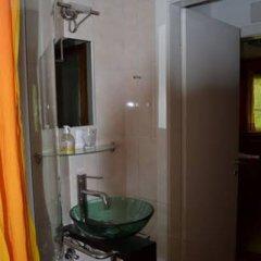 Отель Bergheim Matta Швейцария, Давос - отзывы, цены и фото номеров - забронировать отель Bergheim Matta онлайн ванная
