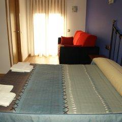 Отель El Churron Сабиньяниго комната для гостей фото 5