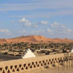 Отель Kasbah Panorama Марокко, Мерзуга - отзывы, цены и фото номеров - забронировать отель Kasbah Panorama онлайн пляж