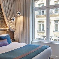 Hotel Indigo Paris Opera Париж комната для гостей фото 2