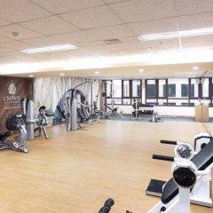 Crown Harbor Hotel Busan фитнесс-зал