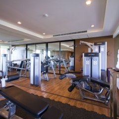 Отель Sunsuri Phuket фитнесс-зал фото 4