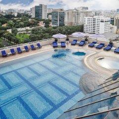 Отель Sofitel Saigon Plaza бассейн фото 3