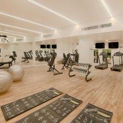 Отель NH Genova Centro Генуя фитнесс-зал фото 3