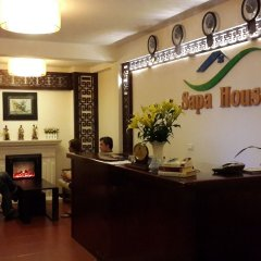 Sapa House Hotel интерьер отеля