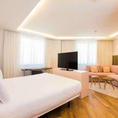Отель SB Icaria barcelona Испания, Барселона - 8 отзывов об отеле, цены и фото номеров - забронировать отель SB Icaria barcelona онлайн комната для гостей