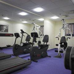 Отель Novotel Budapest Centrum фитнесс-зал фото 4