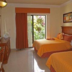 Отель Gran Real Yucatan комната для гостей фото 2