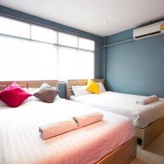 Отель The Mix Bangkok - Silom Бангкок комната для гостей фото 3