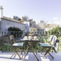Отель Hygge Lisbon Suites Лиссабон балкон