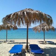Despotiko Apt. Hotel & Suites пляж