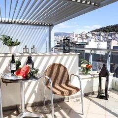 Athens Zafolia Hotel балкон